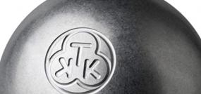 Boules de pétanque Aventure Inox KTK