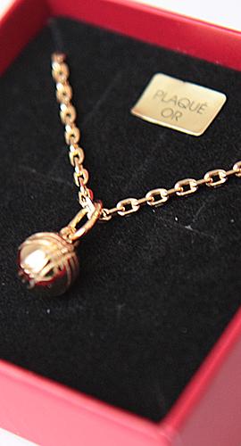 Des bijoux sur le thème de la pétanque